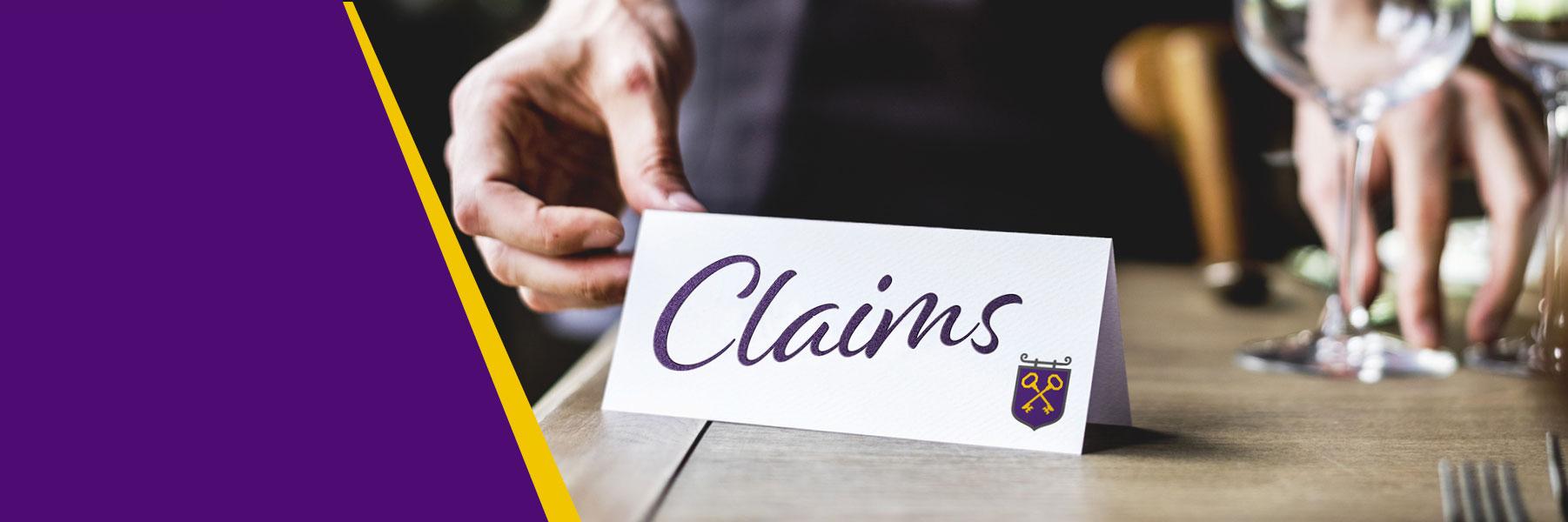 Make a Claim